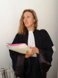 avocate Sophie SIMONSEN